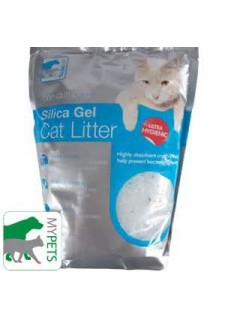 Silicagel cat litter